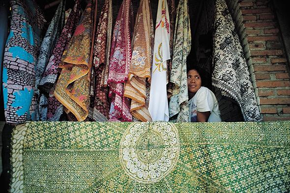 Indonesia's Batik Mystique