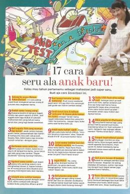 Seventeen_College Tips 8